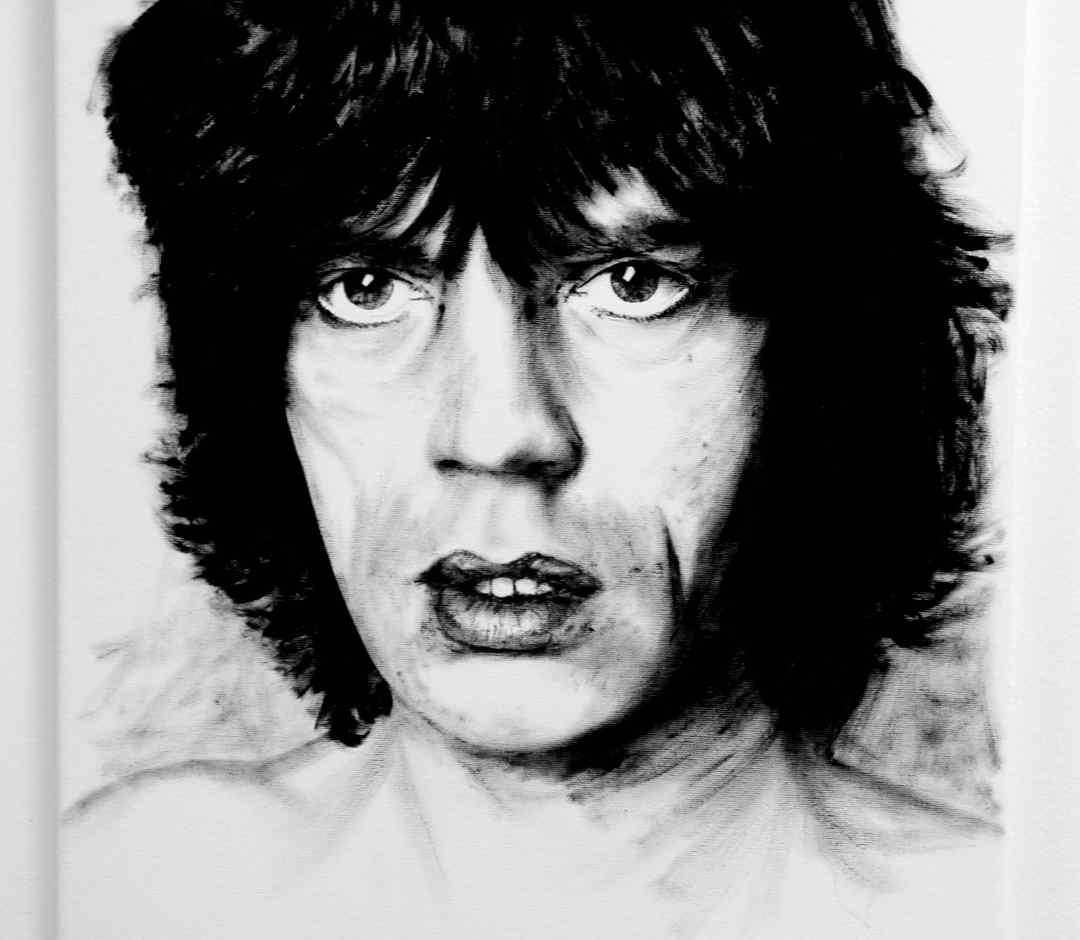 Mick Jagger (Young)